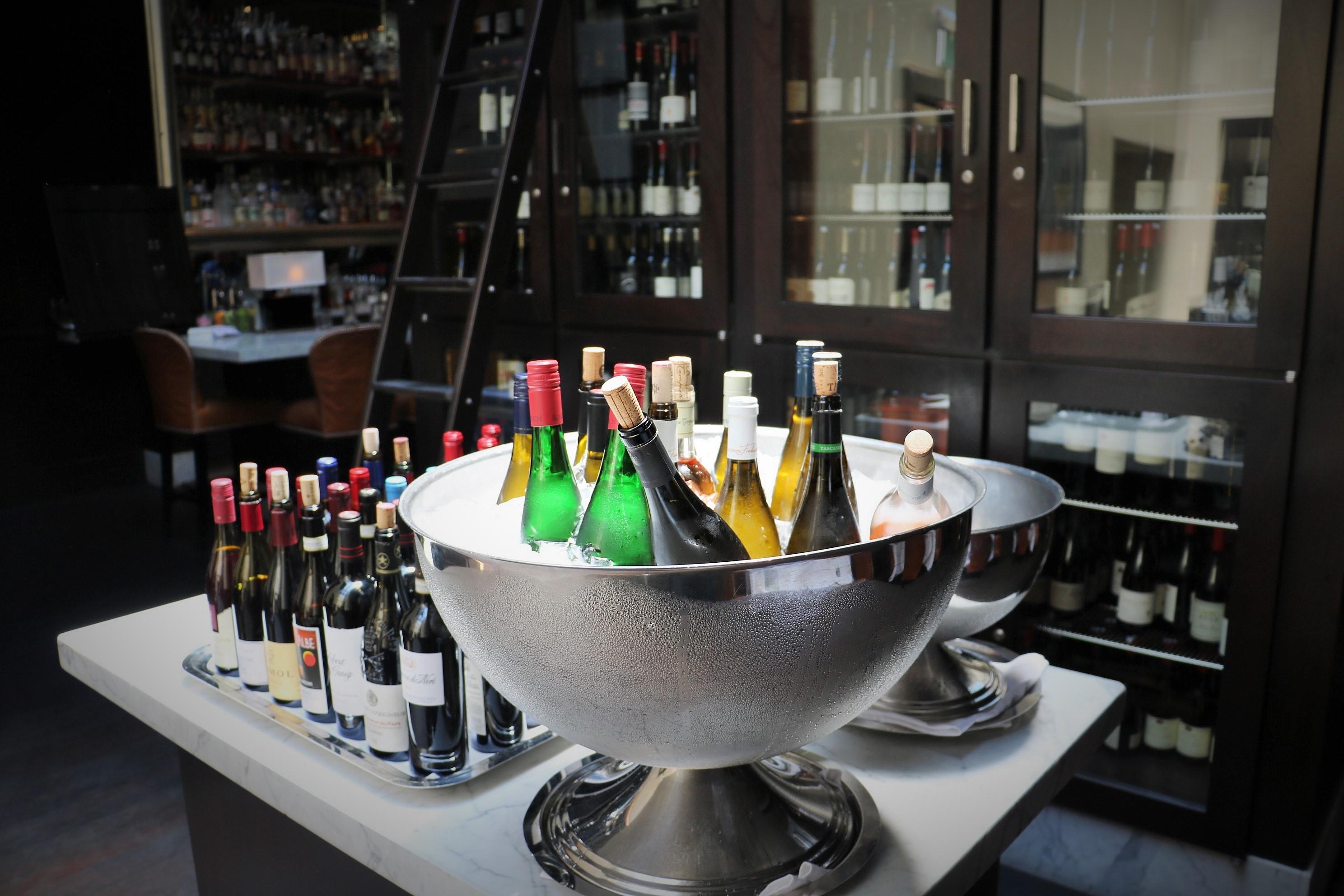 Wine Bar at Spruce