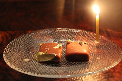 Birthday Chocolates at Saison