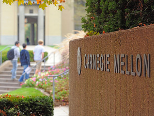 Success Stories: Masters at Carnegie Mellon!