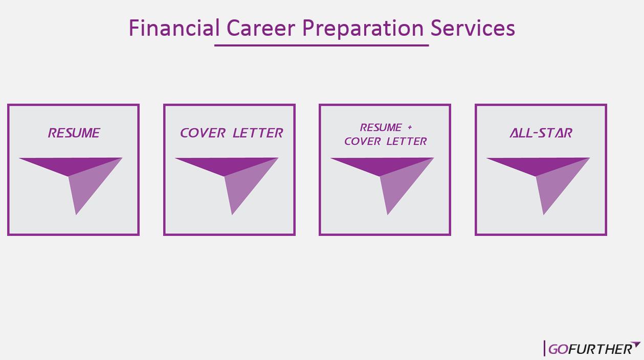 Financial Career Prep Services