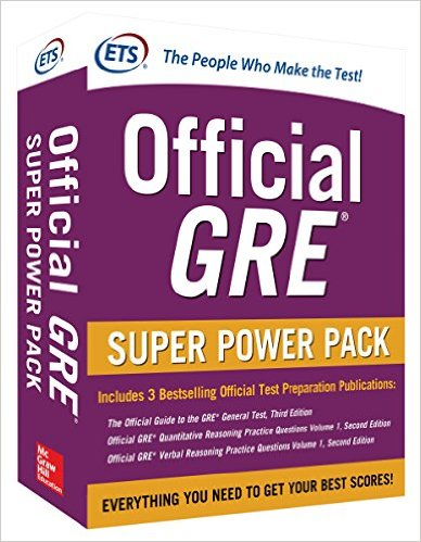 Official GRE Guide