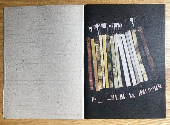 'Recipebook' photobook series by Eszter Biro