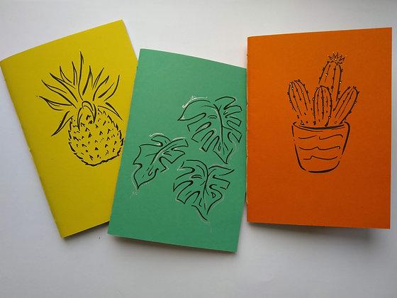 'Nature Pop Handmade Notebook' by Martina Genovese