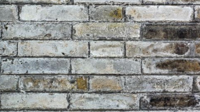 'The attitude of the brick'