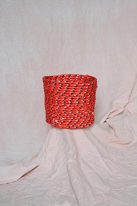 'Large cylinder basket' by Surnai Howard