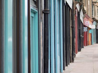 High Street & Saltmarket History and Heritage Interpretation.