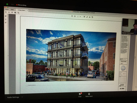 Redeveloping Brookline's Commercial Areas - A Cautionary Tale, by Linda Olson Pehlke