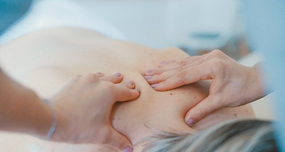 Geniet bij Spa Letha van ee heerlijke massage!