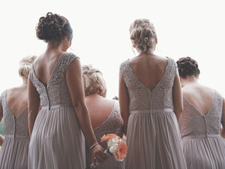 Bridesmaids' Hair Ideas That Are Absolutely Gorgeous