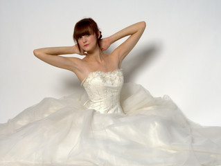 Are you curious about altering your wedding dress neckline?