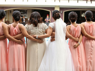 Pick the Best Hairstyle for Your Bridesmaids Too!