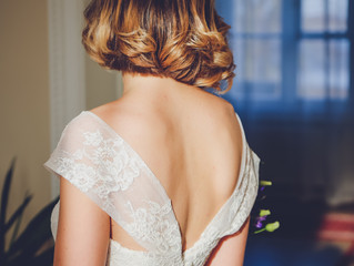 Style Ideas for Brides with Short Hair
