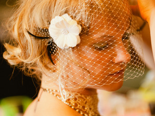 Choose the best wedding veil style to complete your bridal look!