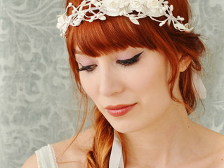 Hair is important! How to choose the right head piece for your wedding day look