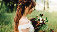 You Just HAVE TO Love These Bridal Hair Trends of 2018
