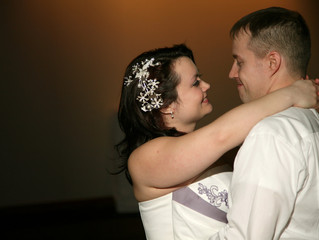 Your first dance is a special moment, be sure to pick a classic song!