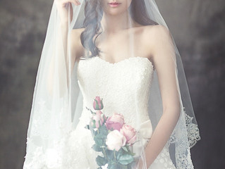 Wear Your Stunning Long Hair with Grace on Your Wedding Day