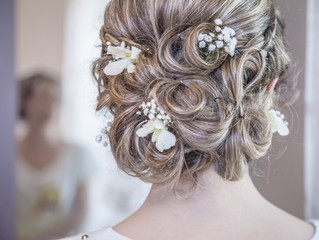 Looking for an Updo for the Big Day? Here Are Some Ideas