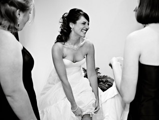 Tasks to complete the morning of your big day