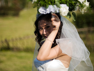 Be sure to get enough sleep to enhance your bridal beauty