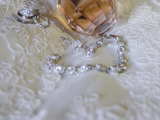 Have You Chosen Your Wedding Perfume?