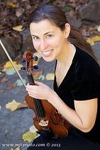 Andrea Talley - violin faculty