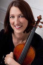 Jenny McCrorey - violin faculty