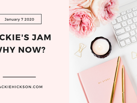 Introducing Jackie's Jam
