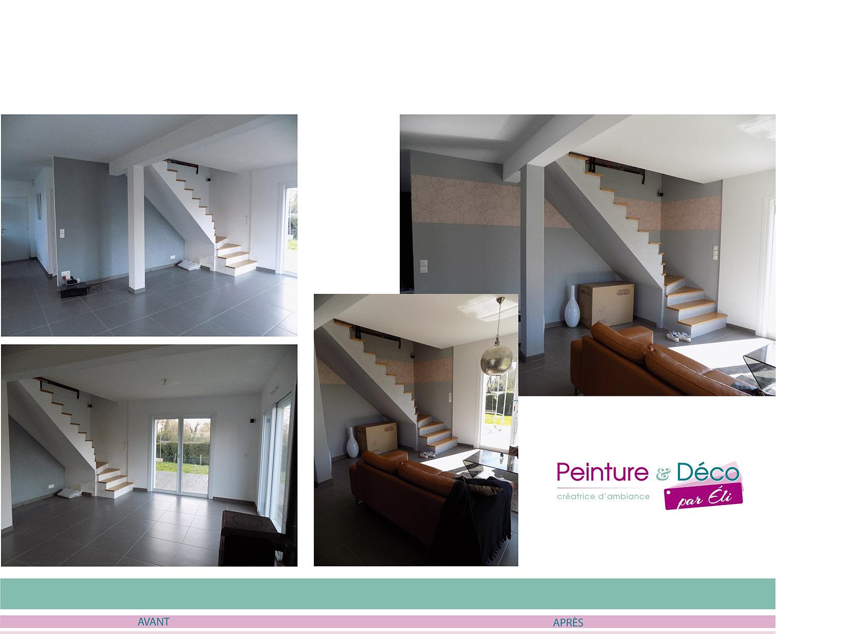 Peinture Cage D Escalier Peinture Cage Duescalier With Peinture