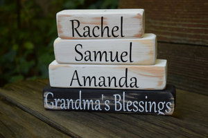 Grandkids Mother's Day gift