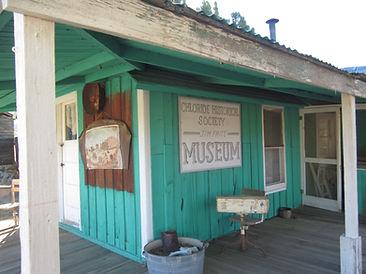 Jim Fritz Museum in Chloride, Arizona