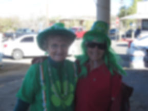 Chloride's St. Patrick's Day Celebration and Parade
