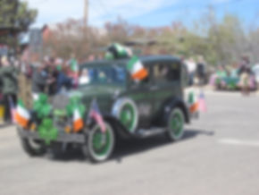 Chloride's St. Patrick's Day Celebration an Parade