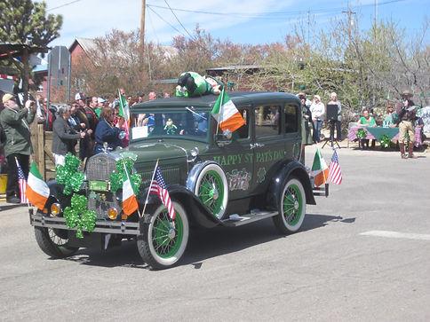 Chloride's St. Patrick's Day Celebration an Parade