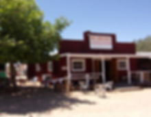 Silver Belle Playhouse, Cyanide Springs, Chloride, Arizona