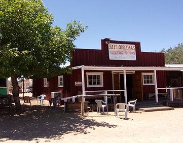 Silver Belle Playhouse, Cyanide Springs, Chloride, Arizona