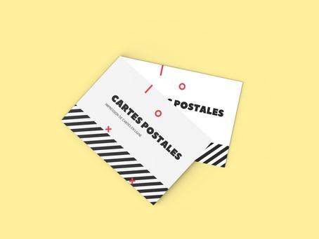 L'impression de carte postale a-t-elle encore un avenir ?