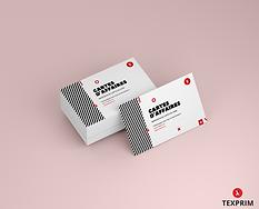 Impression-cartes-d'affaires-laminées---