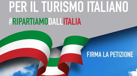 #Ripartiamo dall'Italia