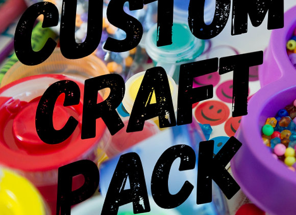 Custom Craft Pack