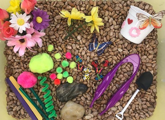 Craft & Play Box - Flower Garden (Ages 3+)