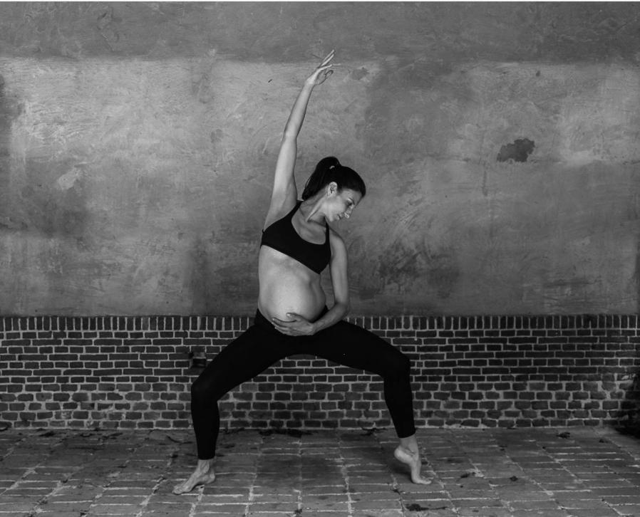 vitaliteit en zwangerschap met Essentrics