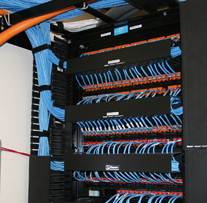 Patch Panel Data Room