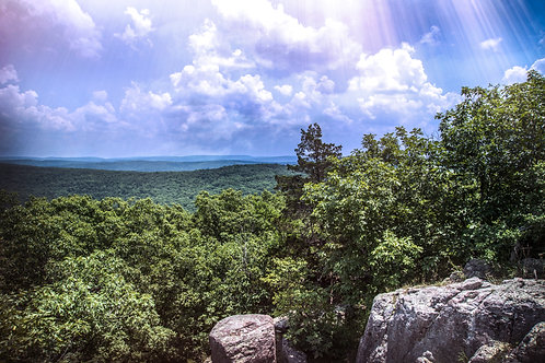 Bell Mountain - Missouri