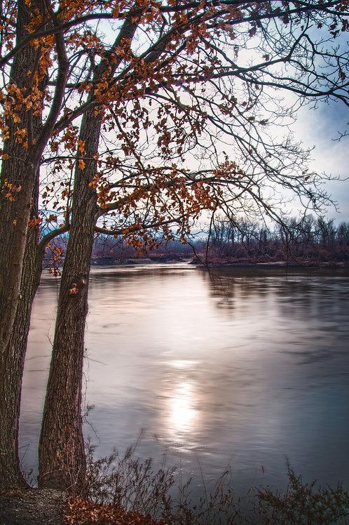 Missouri River - Boonville, Missouri