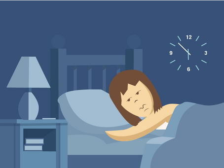 Bienestar: ¡Deshazte del insomnio!