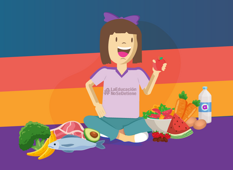 Bienestar: ¡Cuida tu alimentación!