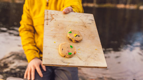 Cookies med sjokoladebiter