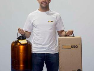 100% nacional, nova geração do Beerkeg é aprovada pelo mercado cervejeiro