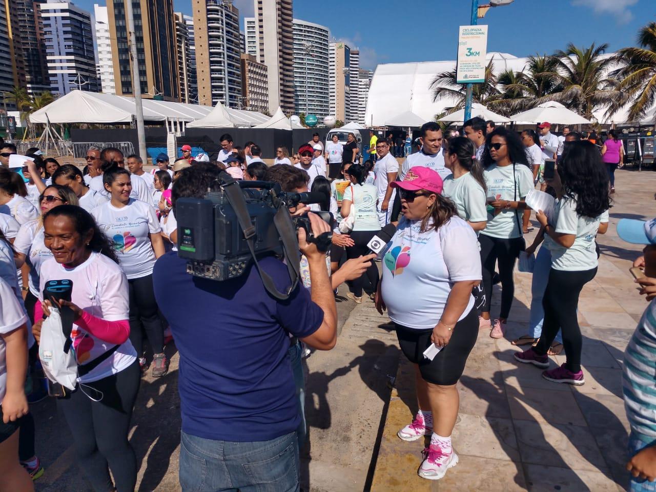 Caminhada Combate à Obesidade SBCBM